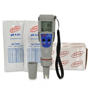 pH Meter Adwa AD11 Waterproof pH-TEMP