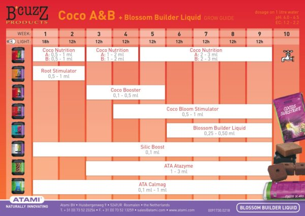 Atami B'Cuzz Coco Booster Uni