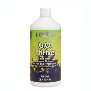 GHE Bio Thrive Grow 1L