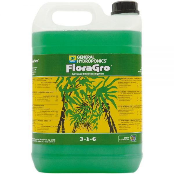 GHE Flora Gro 5L