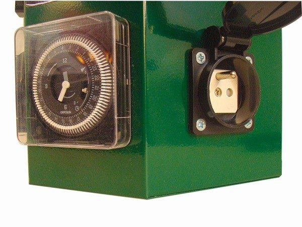 Greenpower Timer 4x600W