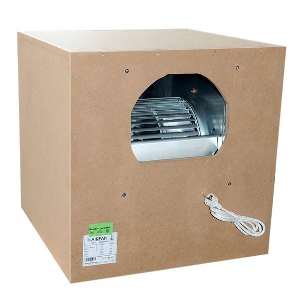 ISO Box 750-7000m3/h