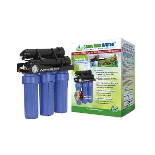 Mega Grow 1000 Reverse Osmosis Filter