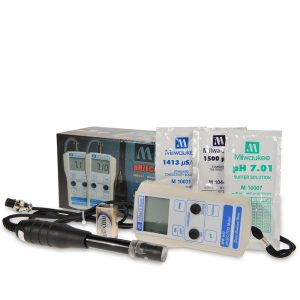 Milwaukee MW802 pH/EC/TDS Meter