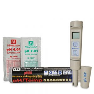 Milwaukee PH55 Pocket Size pH/Temp Meter
