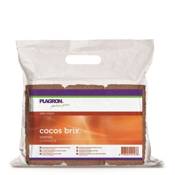 Plagron Coco Brix 6 kos