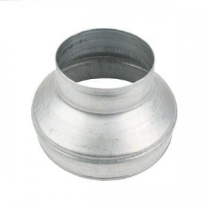 Reducirka za cev 160-150mm kovinska