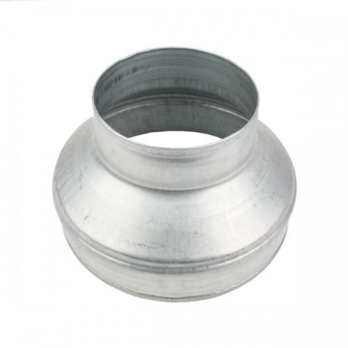 Reducirka za cev 200-160mm kovinska