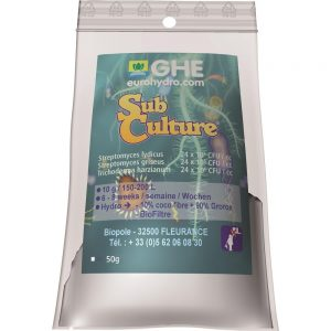 SubCulture 50g