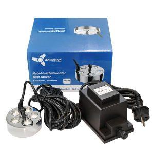 Ultrazvočni vlažilnik zraka 5membran