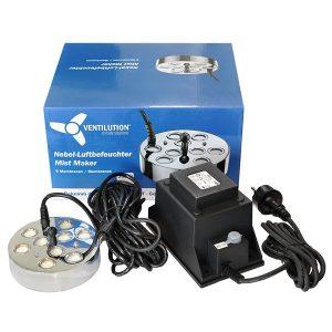 Ultrazvočni vlažilnik zraka 9membran