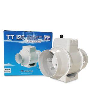 Ventilator TT 125 Speed Control