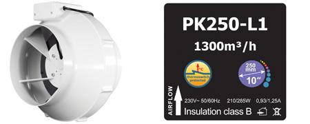 Prima Klima PK250-L1
