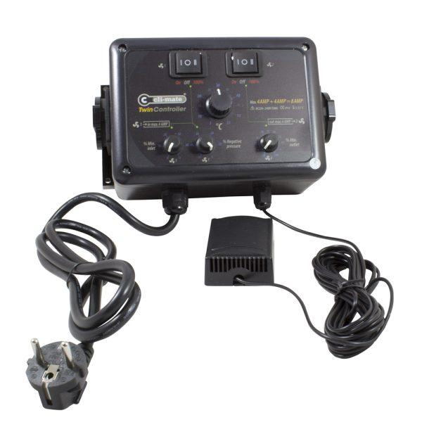 Cli-Mate Twin-Controller 4 + 4A
