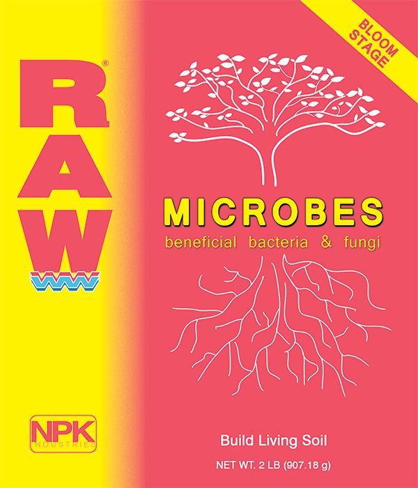 RAW Microbes Bloom