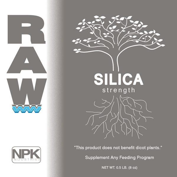 RAW Silica