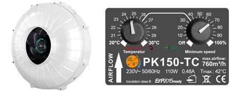 Prima Klima PK150-TC