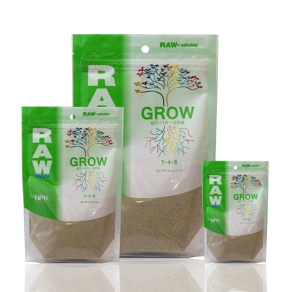 RAW All In One Grow