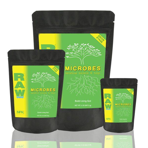 RAW Microbes Grow