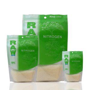 RAW Nitrogen