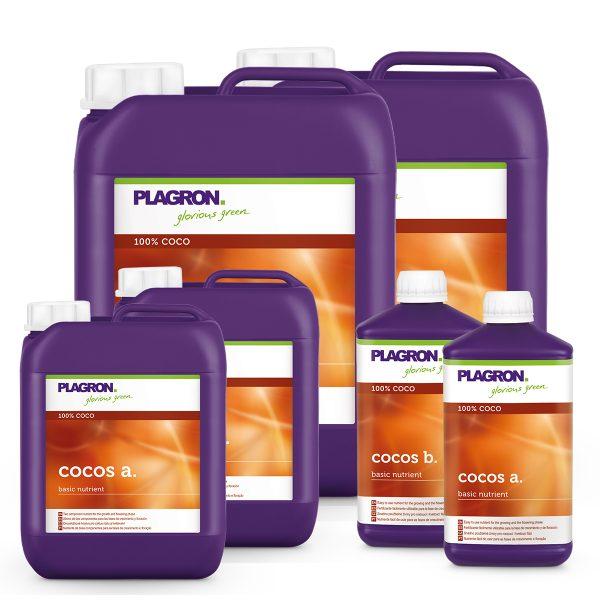 Plagron Cocos A + B