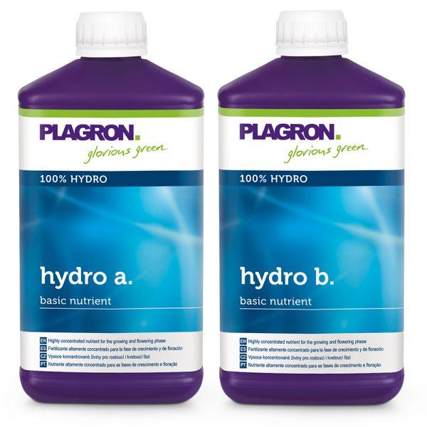 Plagron Hydro A + B