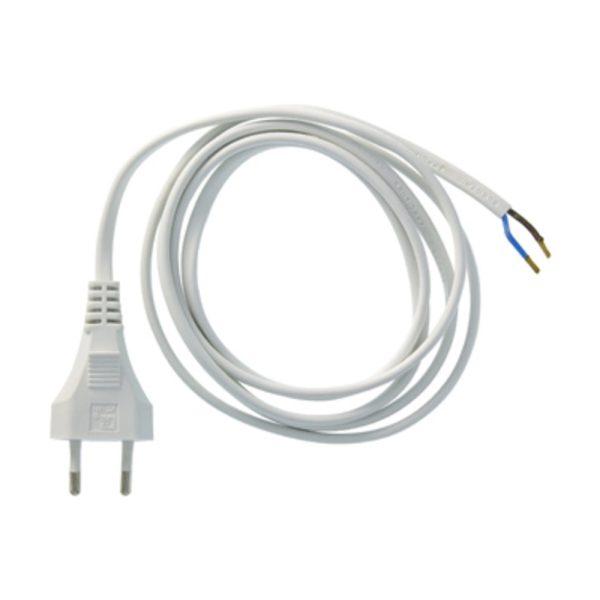 Kabel 2×1mm 10A 260 cm