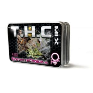 THC Mix Feminized