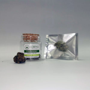 Hempko Strawberry CBD Vršički
