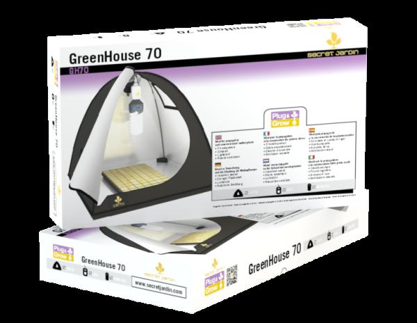 Secret Jardin GreenHouse 70