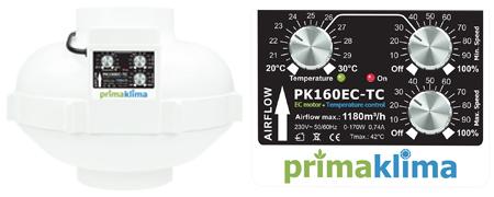 Prima Klima PK160EC-TC