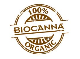 biocanna 100% organic