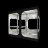 Secret Jardin Dark Room – DR240w – 240x120x200cm