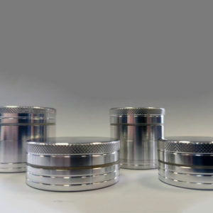 Drobilnik (Grinder) – Aluminij