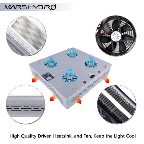 Mars Hydro – Mars Pro II Cree 256 LED