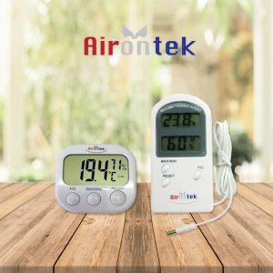 Digitalni Termo-hygrometer – Airontek