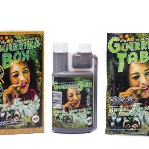 BIOTABS – Guerrilla box