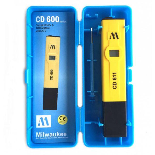 Milwaukee EC Pocket Tester CD611