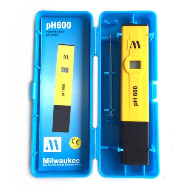 Milwaukee pH Pocket Tester pH600