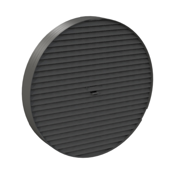 Secret Jardin – Ducting Flange Connector/Light Baffle With Mesh – DFØ25mm