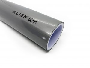 50mm silver pipe
