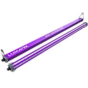 Lumatek Supplemental Light LED Bar – 60W UVA+UVB