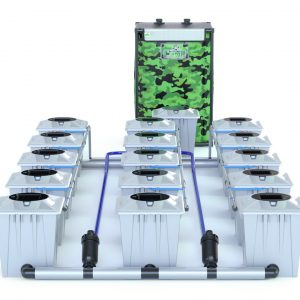 Alien Hydroponics – Rdwc 20L Pro Silver Series – 15 Bucket System
